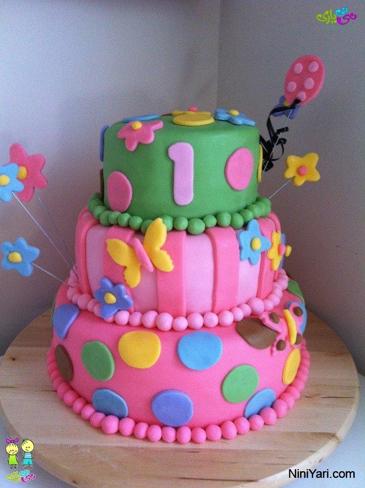 ایده کیک تولد