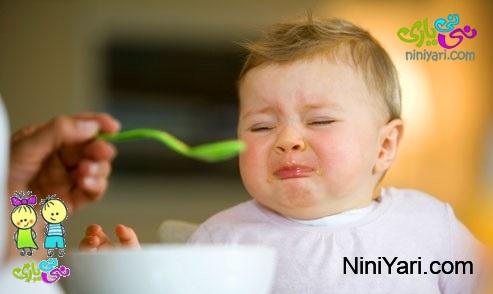 نگهداری غذای کودک