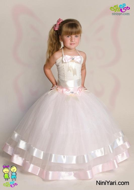 لباس عروس کودک