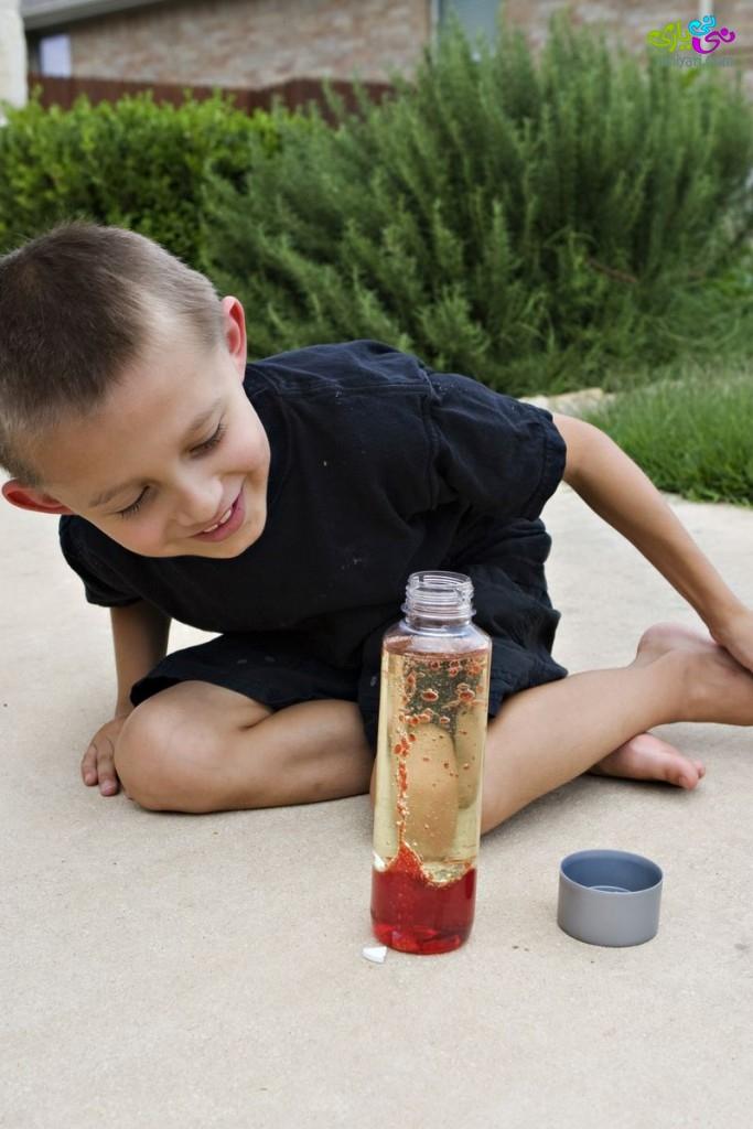 آزمایش های علمی برای کودکان