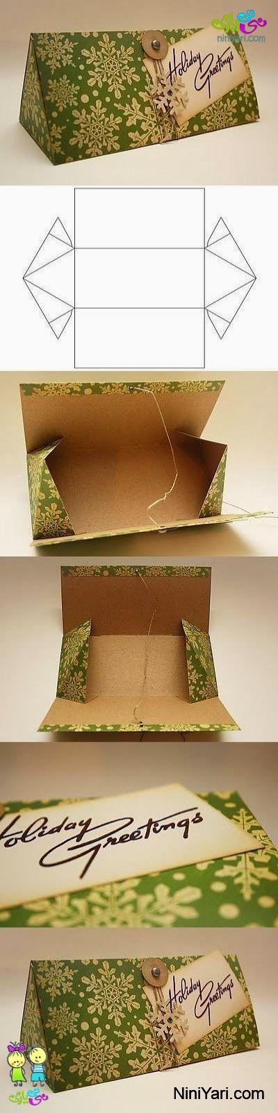 الگوی جعبه کادویی