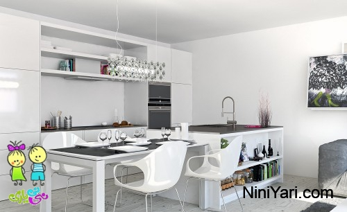 2-White-kitchen-diner