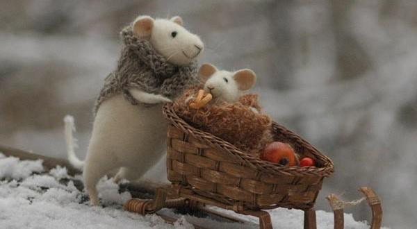 قصه موش كوچولو ، موش کوچولو، قصه کودکانه، قصه خردسال