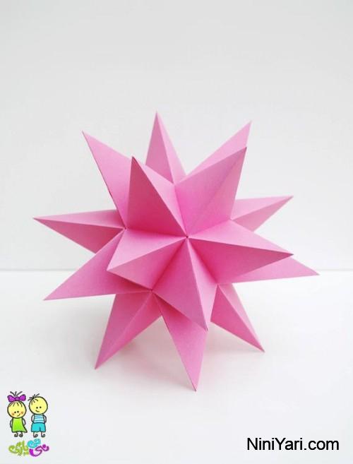 ستاره ی سه بعدی