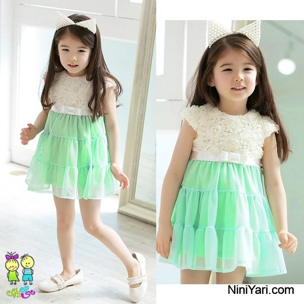 PROMOTION-2014-Summer-Kids-girls-dress-baby-Chiffon-Flowers-tutu-princess-Rose-Lace-dress-children-Pompon (1)