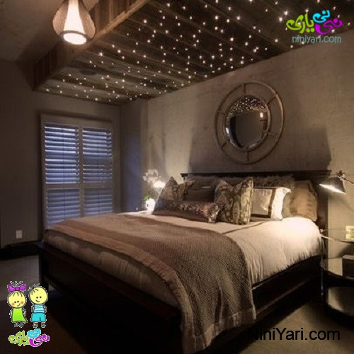 bedroom-decoration-with-candles-lights
