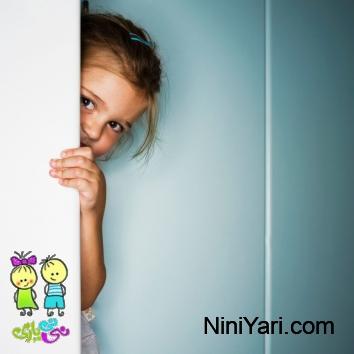 برخورد با کودک خجالتی