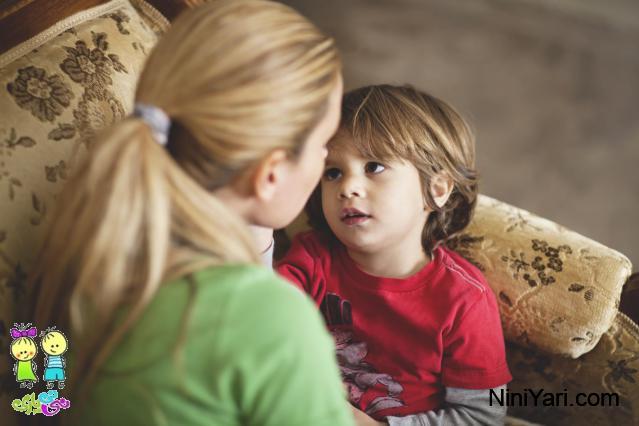 روش تنبیه کودک