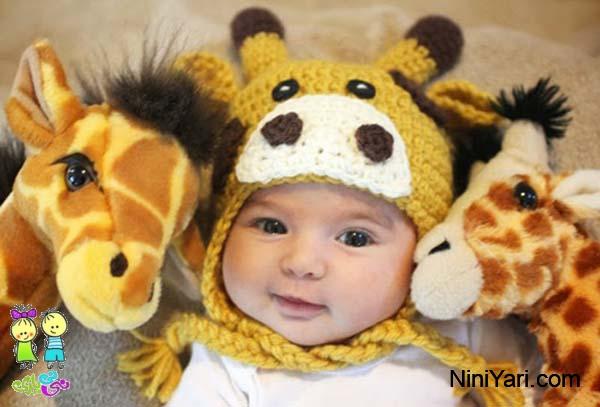 FabArtDIY-Cute-Crochet-Baby-Animal-Hat-Pattern3