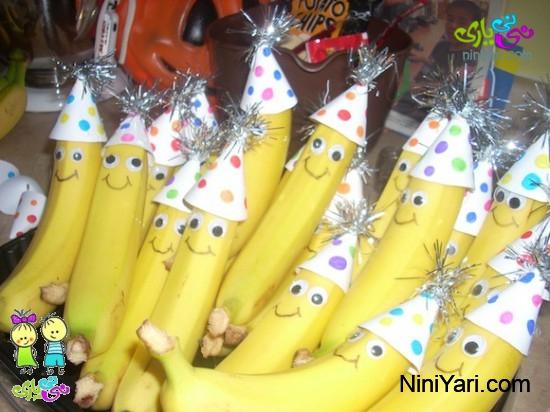 جشن تولد بچه ها