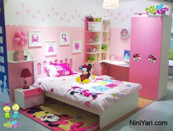 دکوراسیون اتاق کودک ، اتاق کودک