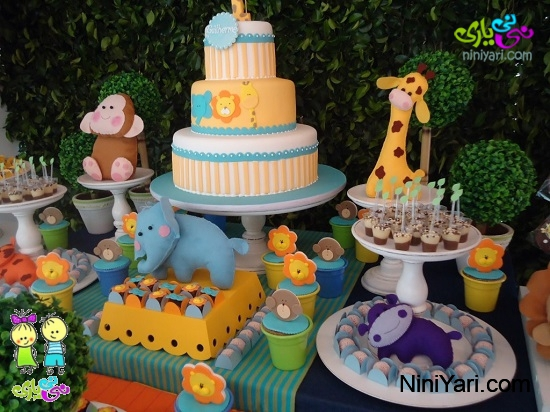 zoo-table-birthday-party-decoration-1024x768