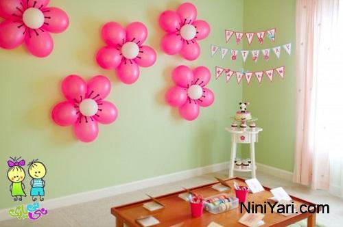 عکس-تزیین-بادکنک-برای-جشن-تولد-13