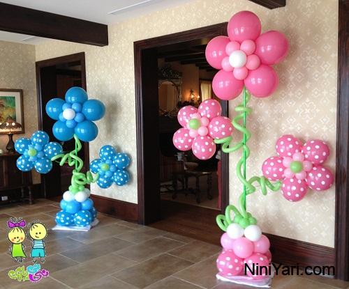 عکس-تزیین-بادکنک-برای-جشن-تولد-3