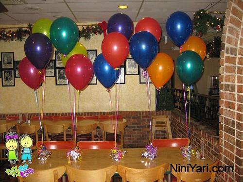 عکس-تزیین-بادکنک-برای-جشن-تولد-5