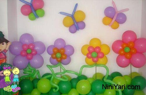 عکس-تزیین-بادکنک-برای-جشن-تولد-7