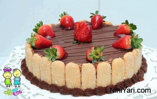 عکس-تزیین-کیک-برای-جشن-تولد-خانگی-11