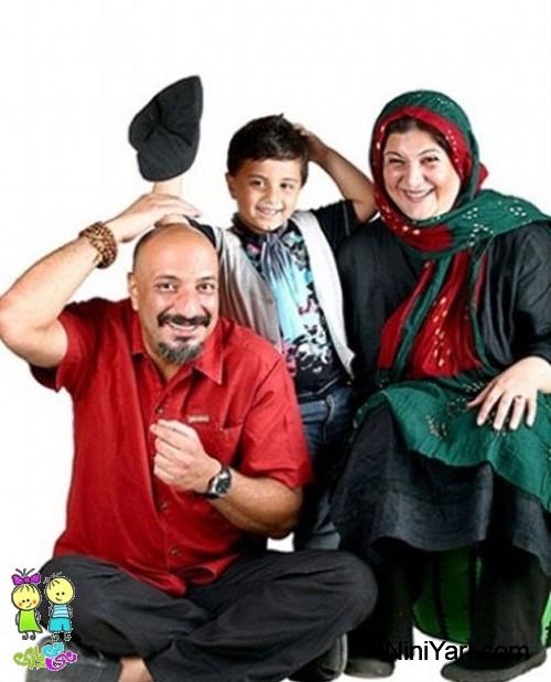 عکس های خانوادگی ریما رامین فر