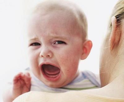 گریه نوزادان ، علت گریه نوزادان