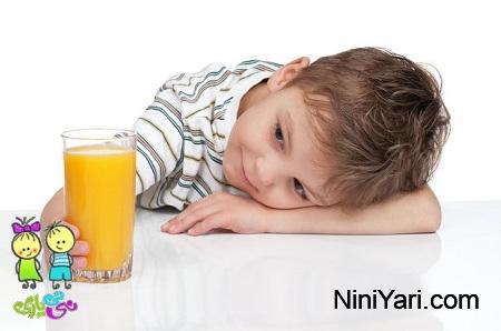 نوشیدنی های کودکان ، نوشیدنی کودک